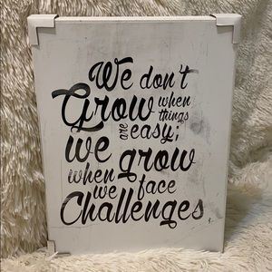 Wall Art Inspiration Quote